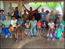 Taveuni, Fiji through Loloma Foundation