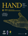 HAND, the Official Journal of the American Association for Hand Surgery