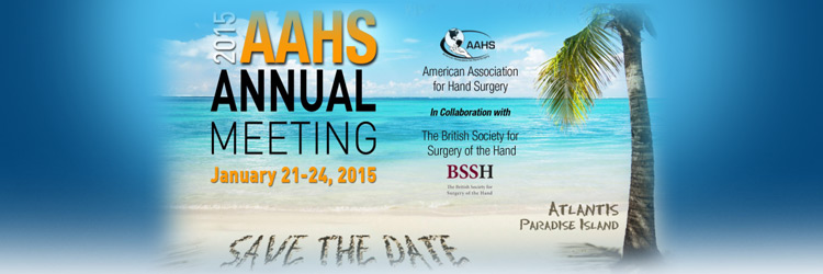 2015 AAHS Annual Meeting
