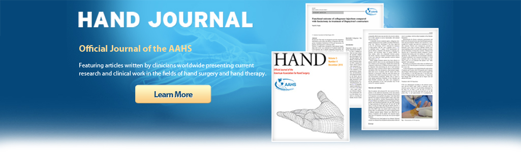 Hand Surgery Endowment