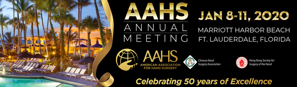 AAHS - American Association for Hand Surgery